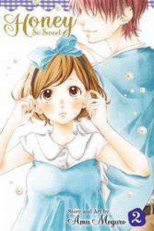 Honey So Sweet 02 by Amu Meguro