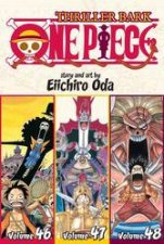 One Piece 3in1 Edition 16