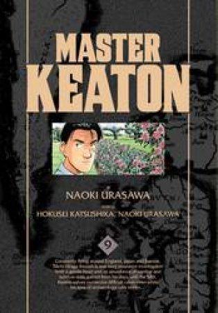 Master Keaton 09 by Naoki Urasawa, Takashi Nagasaki & Hokusei Katsushika
