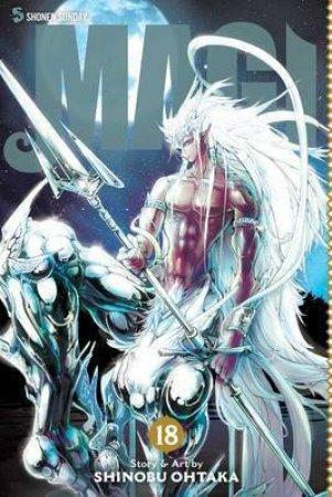 Magi 18 by Shinobu Ohtaka