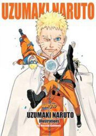 Uzumaki Naruto: Illustrations by Masashi Kishimoto