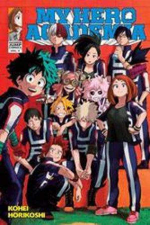 My Hero Academia 04 by Kohei Horikoshi