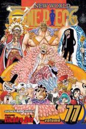One Piece 77 by Eiichiro Oda