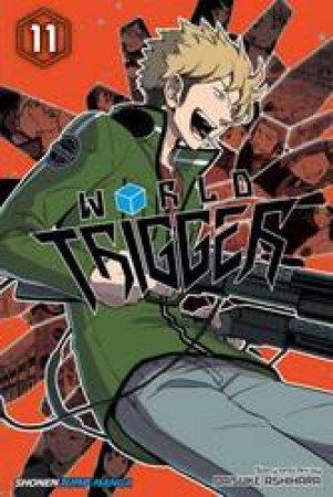 World Trigger 11 by Daisuke Ashihara