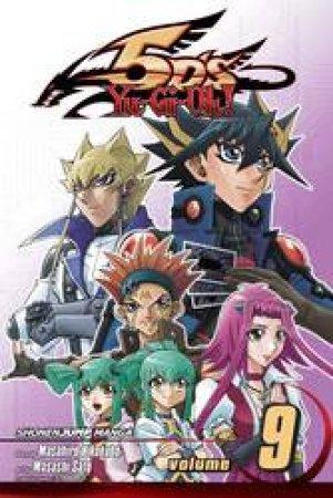 Yu-Gi-Oh!: 5D's 09 by Masahiro Hikokubo & Masashi Sato