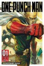 OnePunch Man 01