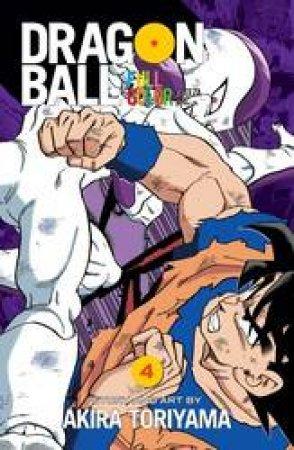 Dragon Ball (Full Color: Freeza Arc) 04 by Akira Toriyama