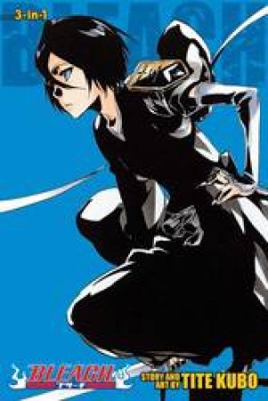 Bleach (3-in-1 Edition) 18 by Tite Kubo