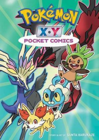 Pokemon XY Pocket Comics by Santa Harukaze