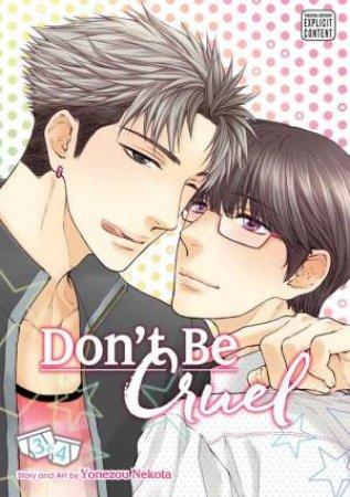 Don't Be Cruel (2-in-1 Edition) 02 by Yonezou Nekota