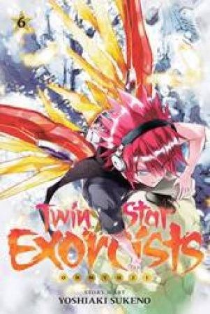 Twin Star Exorcists 06 by Yoshiaki Sukeno
