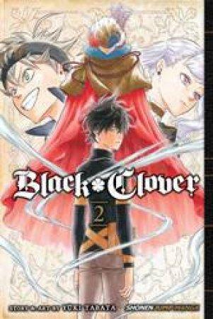 Black Clover 02 by Yuki Tabata