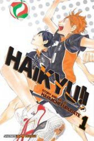 Haikyu!! 01 by Haruichi Furudate