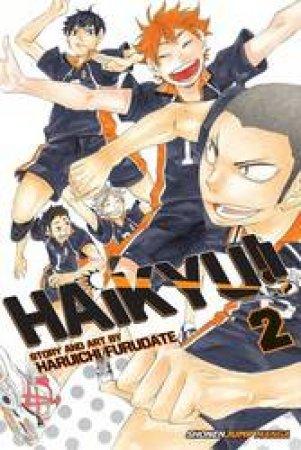 Haikyu!! 02 by Haruichi Furudate