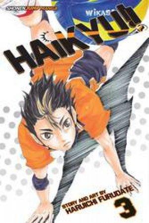 Haikyu!! 03 by Haruichi Furudate