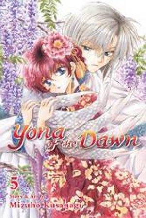 Yona Of The Dawn 05 by Mizuho Kusanagi