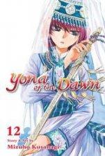 Yona Of The Dawn 12