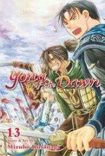 Yona Of The Dawn 13