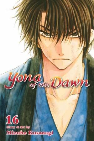Yona Of The Dawn Vol. 16 by Mizuho Kusanagi