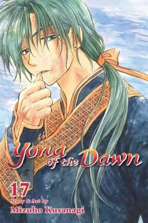 Yona Of The Dawn 17 by Mizuho Kusanagi