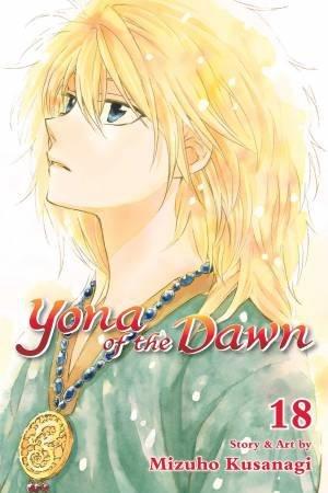 Yona Of The Dawn 18