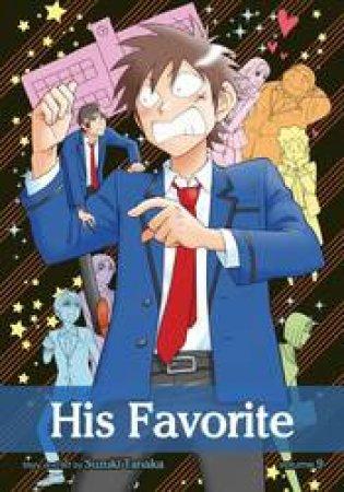 His Favorite 09 by Suzuki Tanaka