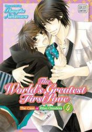 The World's Greatest First Love 04 by Shungiku Nakamura