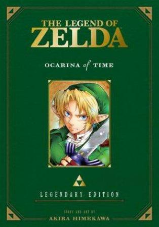 Ocarina Of Time Parts 1 And 2 by Akira Himekawa