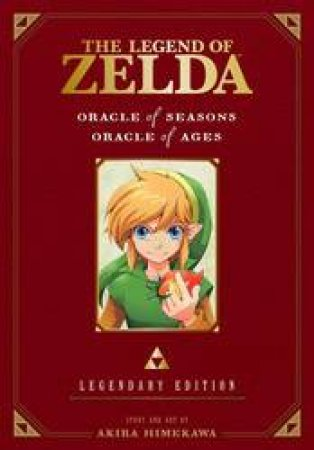 Oracle Of Seasons And Oracle Of Ages by Akira Himekawa