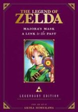 Majoras Mask And A Link To The Past