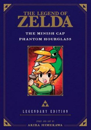 The Minish Cap And Phantom Hourglass by Akira Himekawa