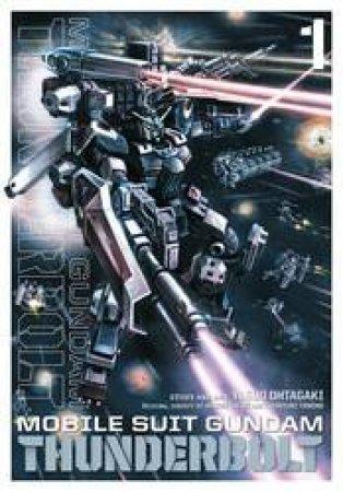 Mobile Suit Gundam Thunderbolt 01 by Yasuo Ohtagaki