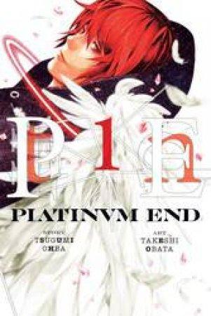Platinum End 01 by Tsugumi Ohba