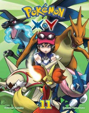Pokemon XY 11 by Satoshi Yamamoto & Hidenori Kusaka