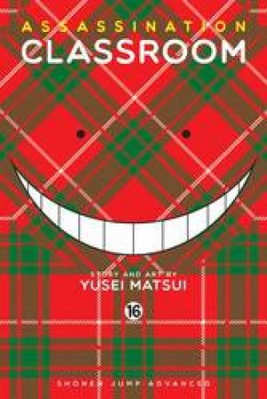 Assassination Classroom 16 by Yusei Matsui