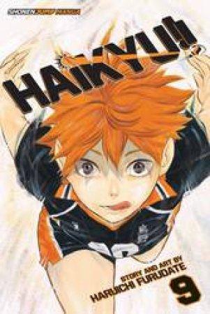 Haikyu!! 09 by Haruichi Furudate