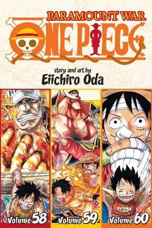 One Piece (3-in-1 Edition) 20 by Eiichiro Oda