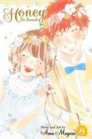 Honey So Sweet 08 by Amu Meguro