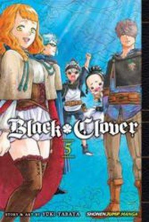 Black Clover 05 by Yuki Tabata