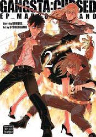 Gangsta.: Cursed 02 by Kawase Kohske & Syuhei Kamo