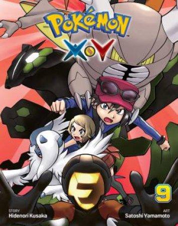 Pokemon XY 09 by Satoshi Yamamoto & Hidenori Kusaka