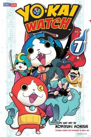 Yo-Kai Watch 07 by Noriyuki Konishi