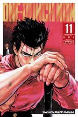 One-Punch Man 11 by One & Yusuke Murata