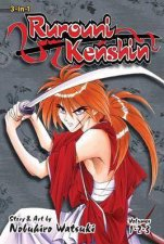 Rurouni Kenshin 3in1 Edition 01