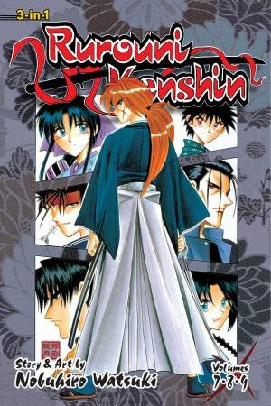 Rurouni Kenshin (3-in-1 Edition) 03 by Nobuhiro Watsuki