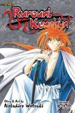 Rurouni Kenshin 3in1 Edition 04