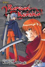 Rurouni Kenshin 3in1 Edition 07