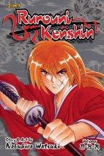 Rurouni Kenshin 3in1 Edition 08