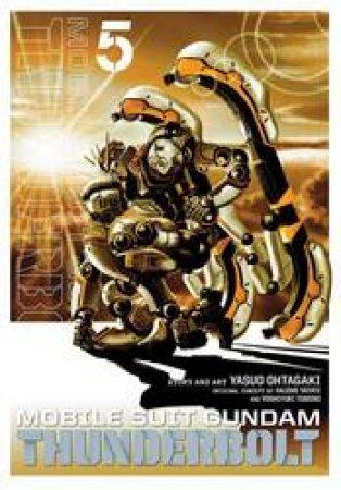 Mobile Suit Gundam Thunderbolt 05 by Yasuo Ohtagaki