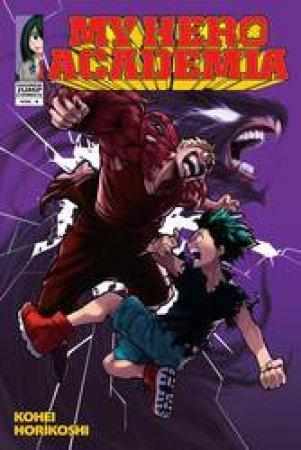 My Hero Academia 09 by Kohei Horikoshi